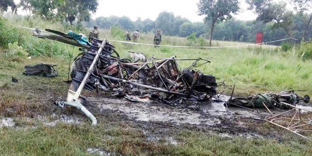 Власти Индии запретили эксплуатацию более 280 вертолетов Chetak и Cheetah