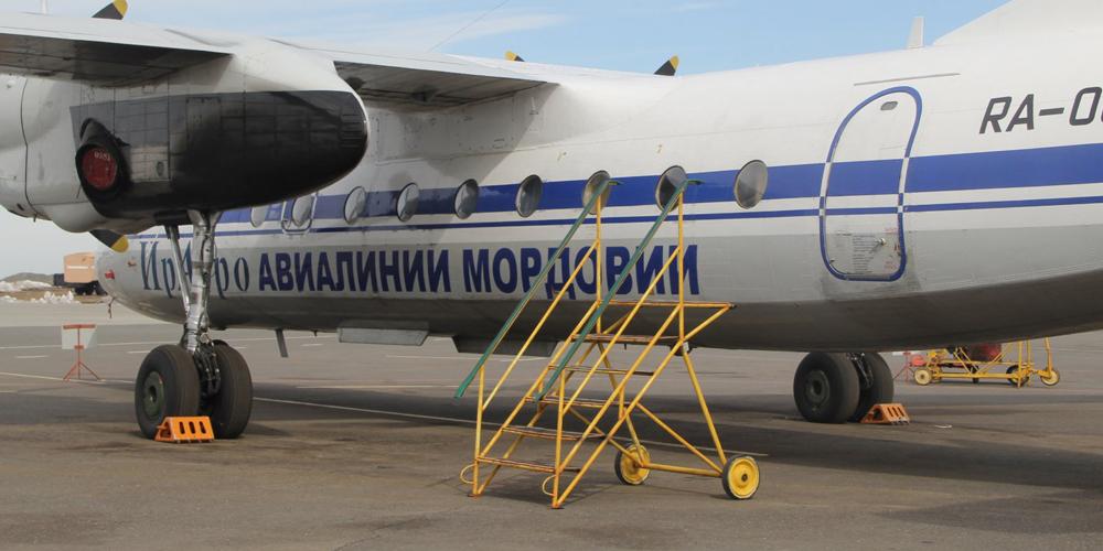 Реконструкцию аэропорта Саранска планируется завершить до конца года