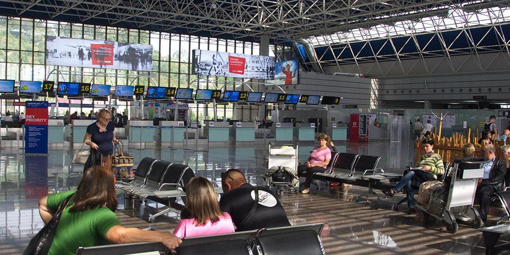 Аэропорт Сочи установил рекорд по количеству пассажиров