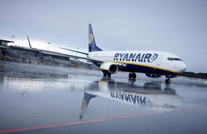 Авиакомпания «Ryanair» обошла авиаперевозчика «Lufthansa»