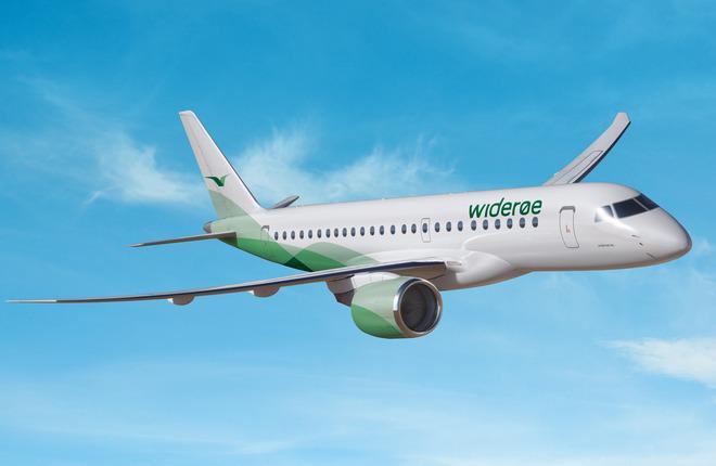 Известен первый получатель самолета «Embraer E-190/E2»