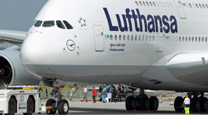 Lufthansa и Air Canadа «подружились»