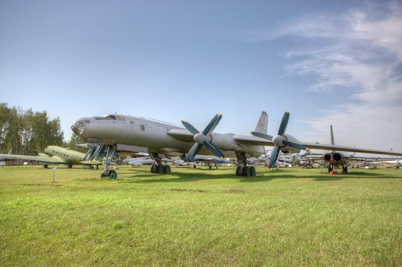Музею авиации под открытым небом в подмосковном Монино — 60 лет